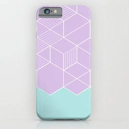 SORBETELILA iPhone Case