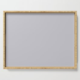Quiet Soft Grey 2018 Fall Winter Color Trends Serving Tray
