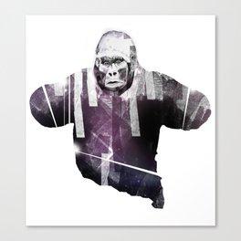 big animal Canvas Print