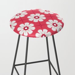 Sun and petals Bar Stool