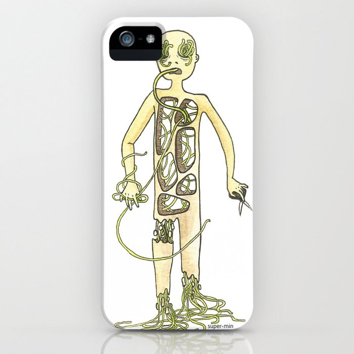 Tie iPhone Case