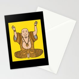 Buddha Mandala Relax Stationery Cards