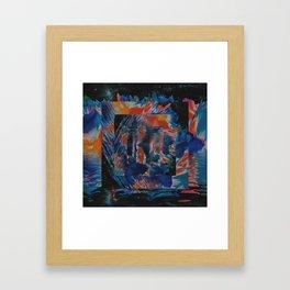 WÆR Framed Art Print