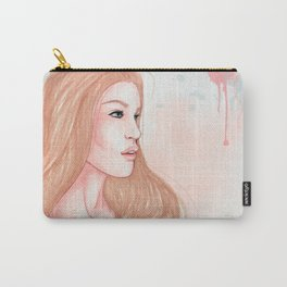 Pink Alice  Carry-All Pouch