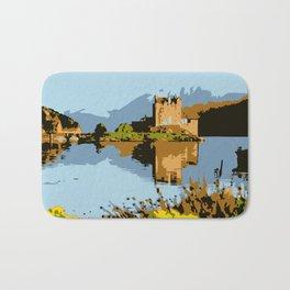 Eilean Donan Castle  Bath Mat