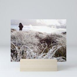 Chilly Hike, Kepler Track Mini Art Print
