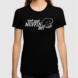 Goog Good Muffin Boy T-shirt