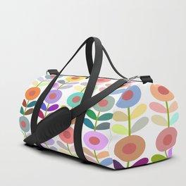 zappwaits flowers III Duffle Bag