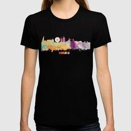 London Skyline #london #skyline T-shirt