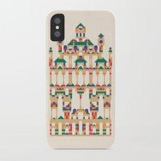 Block Façade iPhone X Slim Case