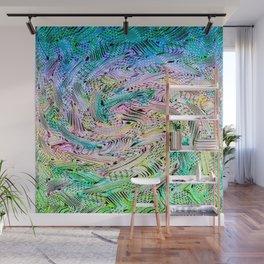 Pastel Swash Wall Mural