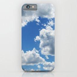 Cumulus Clouds 6 iPhone Case