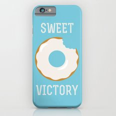 Sweet Victory (Better Known as a Donut) iPhone 6s Slim Case
