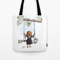 palestine Tote Bags featuring Palestine by Eyad Shtaiwe