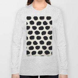Urban Polka Dots Long Sleeve T-shirt