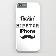Hipster thing iPhone 6s Slim Case
