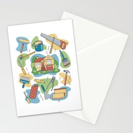 Home Improvement Stationery Cards