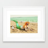 sassy Framed Art Prints featuring Sassy by Jessica Beebe - Photography