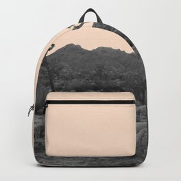 Joshua Tree in Nude Backpack