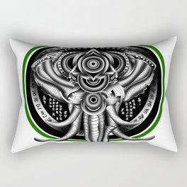 Eleph Rectangular Pillow