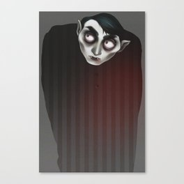 creepcreepcreep Canvas Print