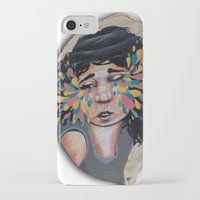 snatch iPhone & iPod Cases featuring I See In Color by Ben Geiger
