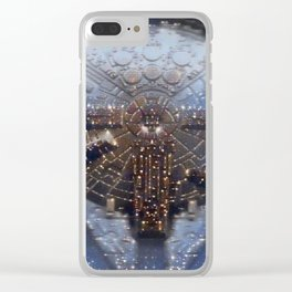 """Home Away From Home "" Clear iPhone Case"