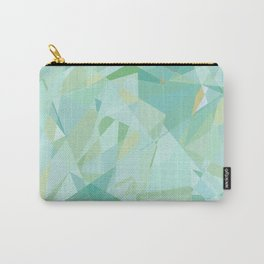 Aqua Jewel Carry-All Pouch