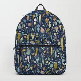 Fool's Paradise [dark blue] Backpack