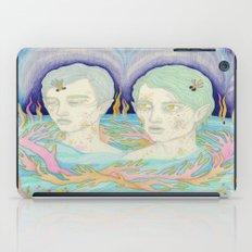 Water creatures iPad Case
