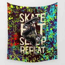 Skate Wall Tapestry