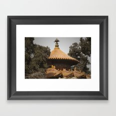 Learning Annex Framed Art Print