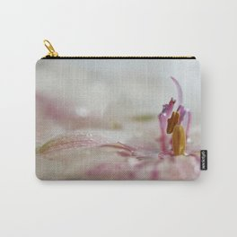 Thawing Blossom Carry-All Pouch