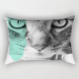Cat's eyes Rectangular Pillow