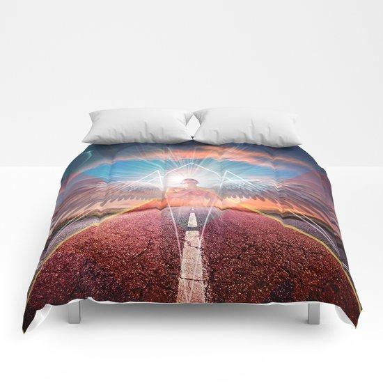 the angel  Comforters