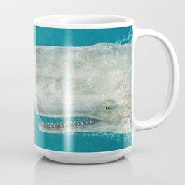 The Whale - colour option Coffee Mug