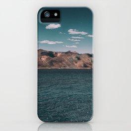 Beautiful Pangong Lake iPhone Case