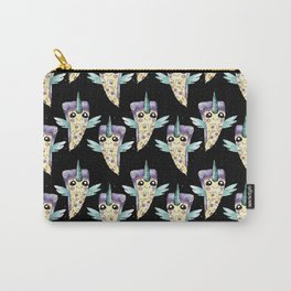 Pizza unicorn in the night Carry-All Pouch