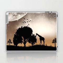 Nature silhouettes Laptop & iPad Skin