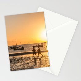 Morning in Vilanculos Stationery Cards