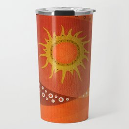 Color/Landscape 7 Travel Mug