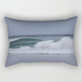 Rolling Waves Rectangular Pillow