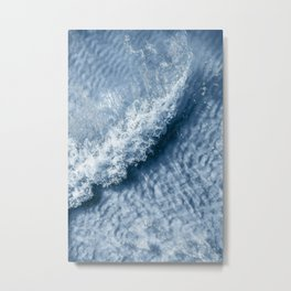 Waves For Surfing {118} Metal Print