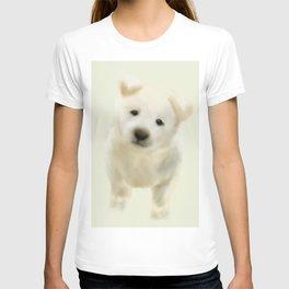 Jindo puppy T-shirt