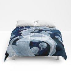 Jellyfish Mermaid Comforters