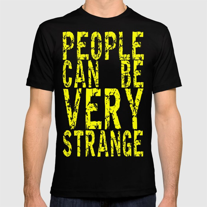 People can.... T-shirt