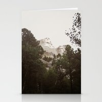 rushmore Stationery Cards featuring Mt. Rushmore by Jacob Neal