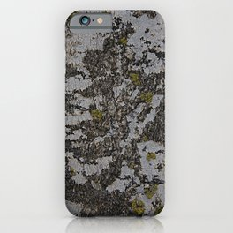 Bark IV iPhone Case