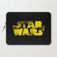 starwars Laptop Sleeves featuring StarWars  by WaXaVeJu