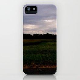 South Maple Cornfield iPhone Case